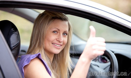 Alberta Driving Test - Learners Practice Test