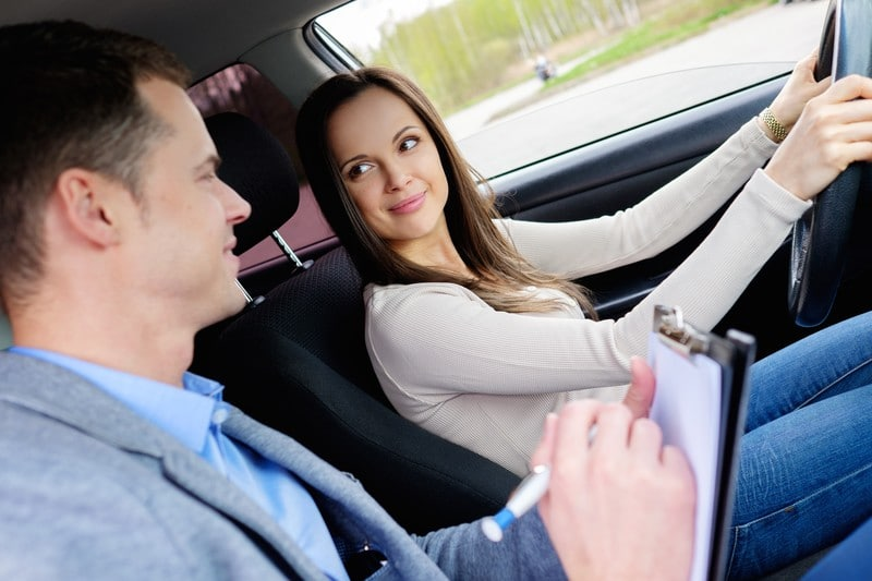 Driving Test Mistakes