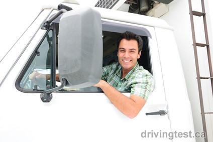 ontario truck driver licence
